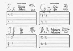 Faça bom uso do caderno de caligrafia - Espaço Renda