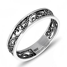 VE-01135 Sterling Silver Filigree Band Ring (8) Jinique http://www.amazon.com/dp/B00SNLZHUQ/ref=cm_sw_r_pi_dp_f6Tewb1TN1X27