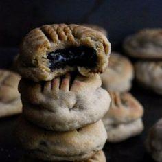 Oreo-Stuffed Peanut Butter Cookies