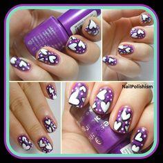 Nail Polishism #nail #nails #nailart
