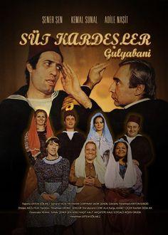 sut-kardeslerr_1976 1976 Movies, Top Movies, Full Hd 1080p, Cartoon Art, Soundtrack, Storyboard, Nostalgia, Cinema, Drama