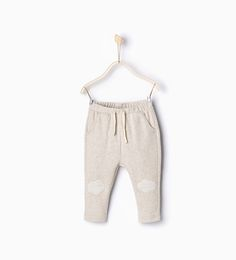 41c7e866b Cloud trousers-Skirts and trousers-Baby girl-Baby | 3 months - 3 · Kids  PantsZara ...