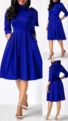 Casual Dresses Plus Size, Modest Dresses, Elegant Dresses, Sexy Dresses, Cute Dresses, Beautiful Dresses, Latest Dress For Women, Latest African Fashion Dresses, Assymetrical Dress