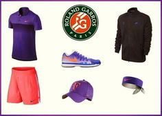 Roland Garros Outfits Revealed! (PHOTOS INSIDE!)