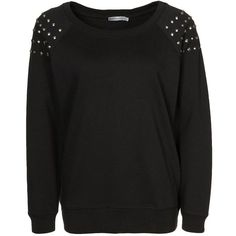 Soaked in Luxury PAPIOLA Sweatshirt ($78) ❤ liked on Polyvore