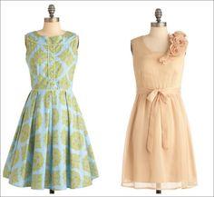 vestidos vintage - Buscar con Google