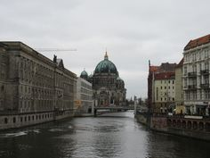 Postcards from Contiki Winter Wanderer - Berlin Cathedral, Berlin