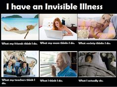 Check out these great insights in to talking to your friends about your illness