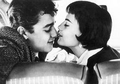 Sal Mineo and Natalie Wood. Both died tragically