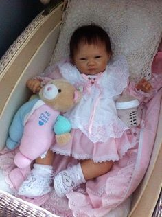 One Of A Kind Doll By Michelle Fagan Not reborn | eBay