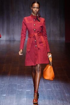 RUNWAY: Gucci Spring 2015 RTW Collection