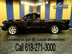1999 Dodge Dakota Sport  - Stock #5438-STL