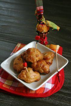Accras de thon - Pasion culinaire - Cuisine antlillaise