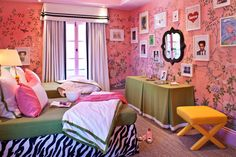 If all the designs in my head threw up into a room, this is what it would look like :) Love it!
