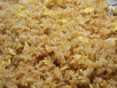 fried rice recipe \ fried rice - fried rice recipe - fried rice easy - fried rice recipe easy - fried rice with egg - fried rice recipe hibachi - fried rice instant pot - fried rice recipe chinese Fried Rice With Egg, Making Fried Rice, Benihana Fried Rice, Easy Rice Recipes, Asian Recipes, Fried Rice Recipes, Yummy Recipes, Vegetarische Rezepte, Bon Appetit
