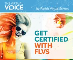 In July 2014, FLVS added 12 new certification preparation courses - with another 8 to follow.