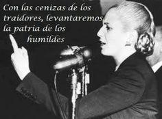"""EVA DUARTE DE PERON Fue una personalidad muy querida por el pueblo argentino, principalmente en los estratos sociales más bajos de la población. Conocida popularmente como """"Evita"""", fue la principal luchadora por el reconocimiento de los derechos de los trabajadores y de la mujer (entre ellos el sufragio femenino). Murió muy joven a la edad de 32 años."""