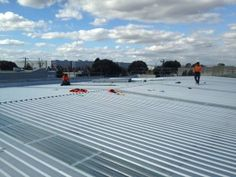 Zincalume - Please do contact us at - http://www.rooflessroofing.com.au/projects-corrugated-roofing-kliplok-zincalume/