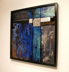 Carol Nelson - Work Zoom: Celebration of Blue, 9035