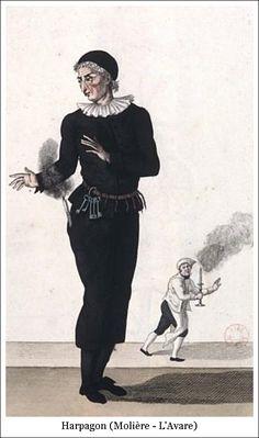 Molière – L'Avare |