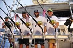 Blue Marlin Grand Championship, The Wharf, Orange Beach, AL July 12, 2013