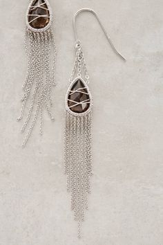 Alcyone Fringed Drops #anthroregistry