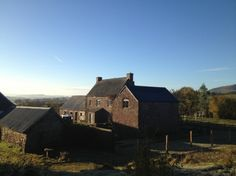 The fabulous Blaentrothy Cottage is a converted barn in the valleys of the Black Mountains, perfect for a romantic break for two.
