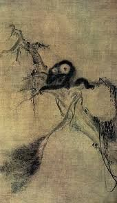Muqi Fachang, Gibbon