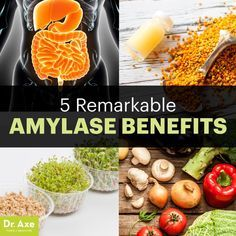 Amylase - Dr. Axe http://www.draxe.com #health #holistic #natural