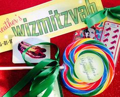 Custom Party Decor / Wizard of Oz