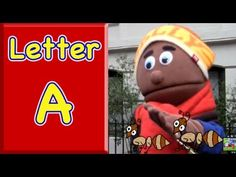 The Letter A:  Learning for Toddlers and Preschool Children