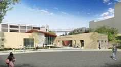 New Student Health and Counseling Services Building is under construction at #CSUSM Via @UTSanDiego Cal State San Marcos