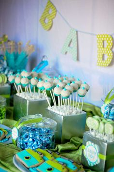 Photography Baby Shower Party Ideas   Photo 4 of 32   Catch My Party
