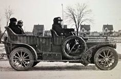 The 1907 Packard Model 30…..The Coming of Age | The Old Motor