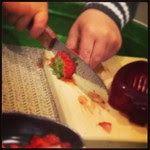 #cutting #practical life #montessori #toddlereducationservices  http://toddlereducationservices.com.au/shop/