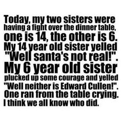 Funny Quotes, LOL Quotes, Funny Quotes Graphics, Funny Sayings hahahahahaha @ Therese Dugas this is Isabelle and Olivia havahahahhahah Sister Quotes Funny, Funny Quotes, Funny Memes, True Quotes, Funny Sister, That's Hilarious, Brother Quotes, Funny Phrases, Boy Quotes