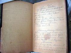 Old cookbook