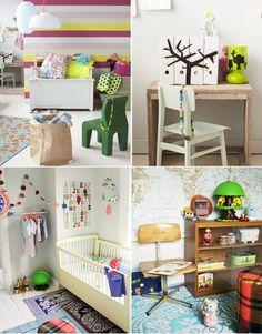 Más ideas para decorar el dormitorio infantil