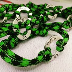 parachute rope bracelet instructions