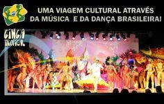Bom Lazer - Seu fim de semana começa aqui: Show contemporâneo do Ginga Tropical no Casarão Am...