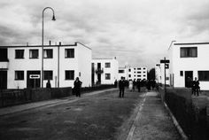 Dammerstock-Siedlung - Walter Gropius