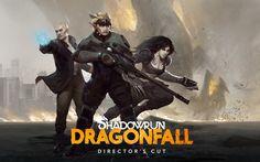 Shadowrun: Dragonfall– Director's Cut — Deli da Persy