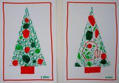 Journal Chrys: Albero di Natale Scheda