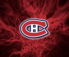 Montreal canadiens logo high resolution wallpapers ultra 4k - Logo des canadiens de montreal ...
