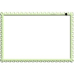 Gingham Frames_Green_Scrap and Tubes.png ❤ liked on Polyvore