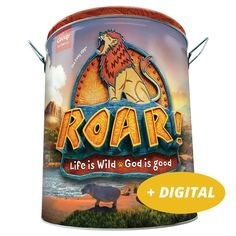 Roar VBS Ultimate Starter Kit + Digital Edition for 2019. Save 10% + get FREE shipping at Concordia Supply!