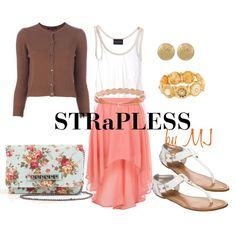 """""""Spring Ensemble"""" by strapless on Polyvore"""