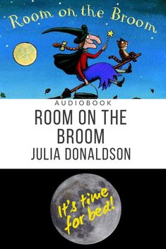 Room on the Broom by Julia Donaldson. Classic Bedtime stories to help busy little ones relax and get ready for bed. Using calm meditation music to help them drift off peacefully to sleep. Good night…sweet dreams. xx #audiobooks #bedtimestories #podcast #juliadonaldson #roomonthebroom #classicstories