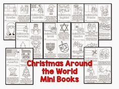 Christmas Around the World plus a FREEBIE sample