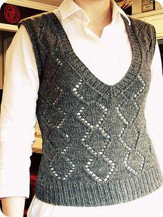 Ravelry: TraceyNicole's sexy vesty